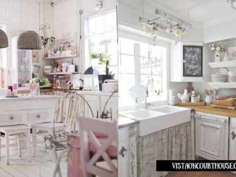 Shabby Chic Kitchen Inspiration